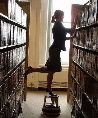 hot-librarian