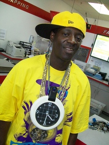 Flav is hours, that much is true