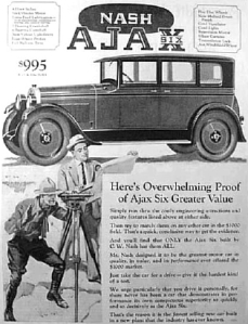 1925_Ajax_(Nash)_sedan_ad
