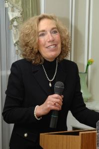 Molecular biologist Elaine Fuchs